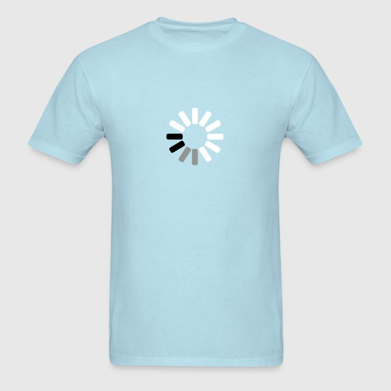 Loading - Mac Symbol - Men's T-Shirt