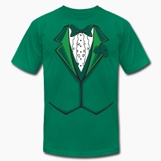 Irish Formal Tuxedo T-Shirts