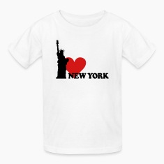 I LOVE NEW YORK Kids' Shirts