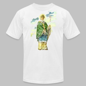 Saint Patrick St. Paddy's - Men's T-Shirt by American Apparel