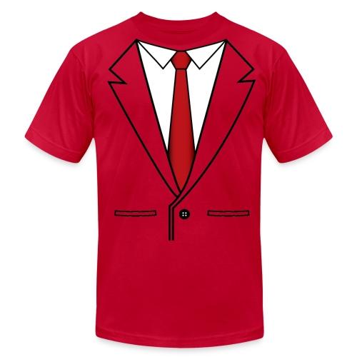 Cool Tie - Men's Fine Jersey T-Shirt