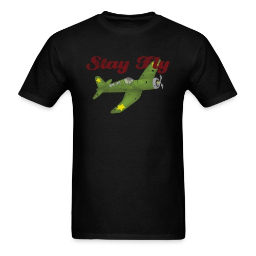 Stay Fly - Mens - Men's T-Shirt