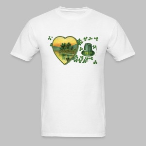 Ireland Postcard - Men's T-Shirt