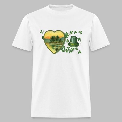Ireland Postcard - Men's T-Shirt