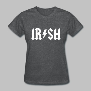IRISH ACDC - Women's T-Shirt