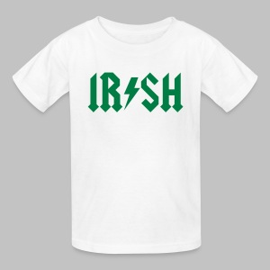IRISH ACDC - Kids' T-Shirt