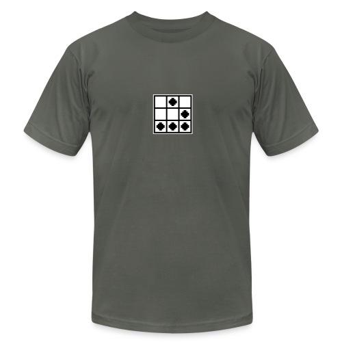 Hacker Emblem - Men's Jersey T-Shirt