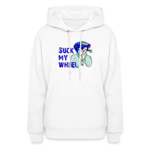 Suck My Wheel Women's Hoodie - Women's Hoodie