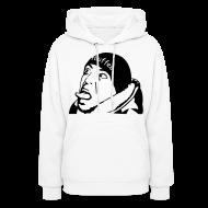 Hoodies ~ Women's Hooded Sweatshirt ~ Womens FLuffee Hoodie.