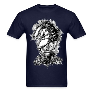 Advanced Knight - Men's T-Shirt