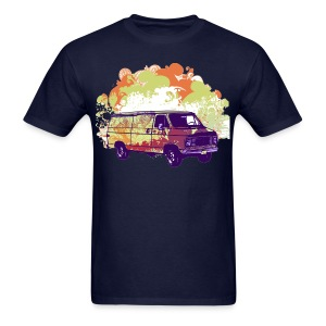 70's Van - Men's T-Shirt