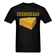 T-Shirts ~ Men's T-Shirt ~ Cheesehead