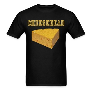 Cheesehead - Men's T-Shirt