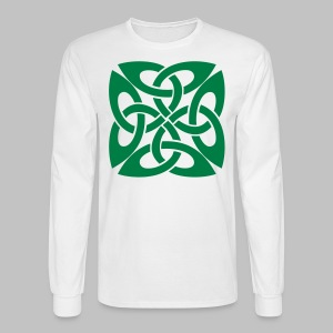 Celtic Knot - Men's Long Sleeve T-Shirt