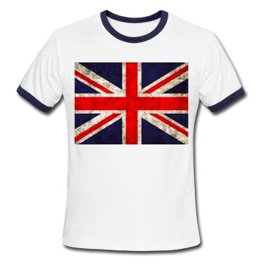 UK Flag T-Shirts