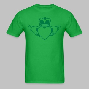 Irish Claddagh  - Men's T-Shirt