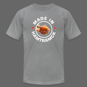 Made in Hamtramck Men's American Apparel Tee - Men's T-Shirt by American Apparel