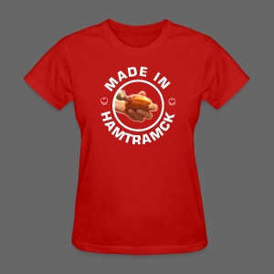 Made in Hamtramck Women's Standard Weight T-Shirt - Women's T-Shirt
