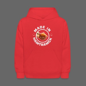 Made in Hamtramck Kid's Hooded Sweatshirt - Kids' Hoodie