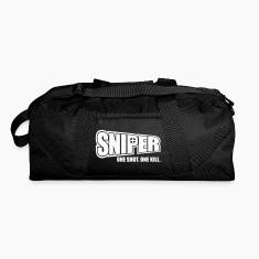 Sniper One Shot One Kill Bags