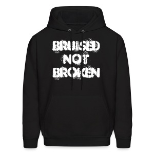 BNB Unisex Hooded Sweatshirt (Black) - Men's Hoodie