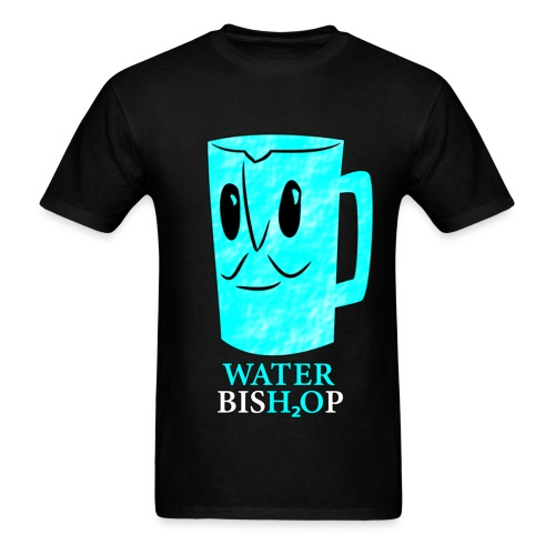 Water BisH2Op T-Shirt - Men's T-Shirt