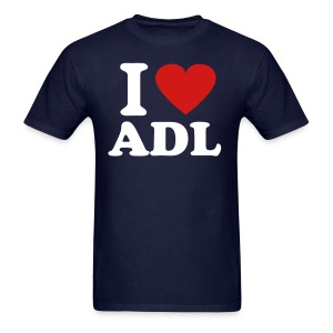I Love ADL Shirt - Men's T-Shirt