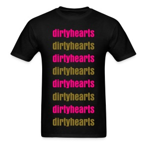 DirtyHearts - Men's T-Shirt