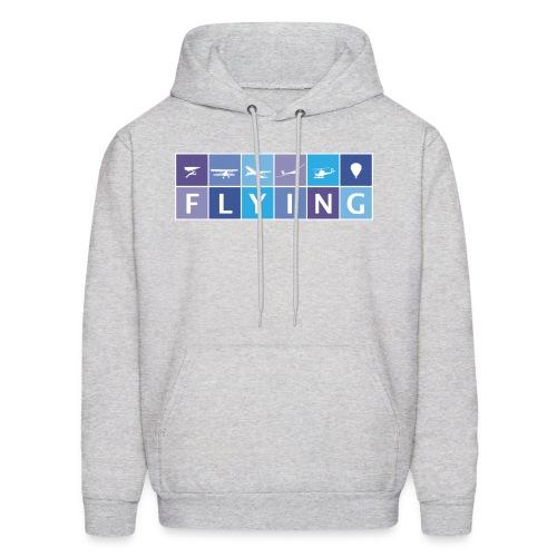 FLYING Men's Hooded Sweatshirt - Men's Hoodie