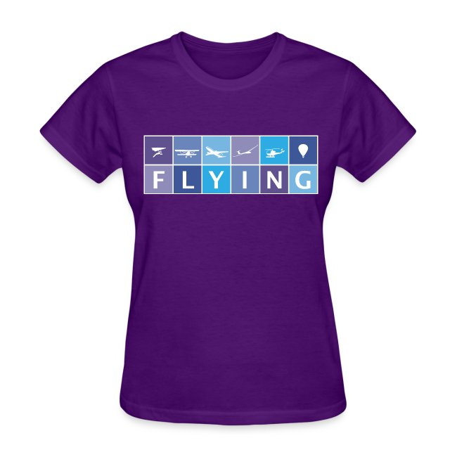 FLYING Women's Standard Weight T-Shirt