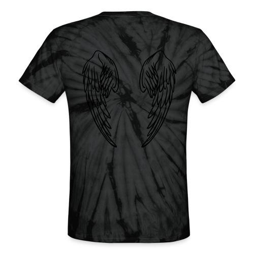 Wings Shirt - Unisex Tie Dye T-Shirt