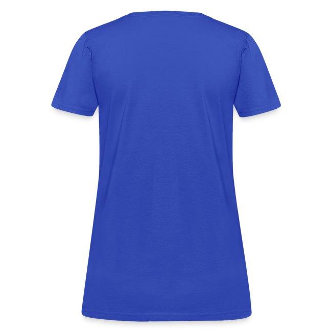 Women's Standard Weight T-Shirt - Glider - English Quote
