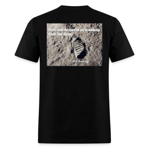 Pilots like Flying ~ Men's Standard Weight T-shirt - Men's T-Shirt