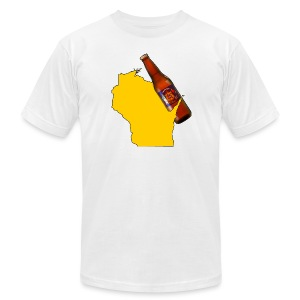 Brew State - Men's T-Shirt by American Apparel