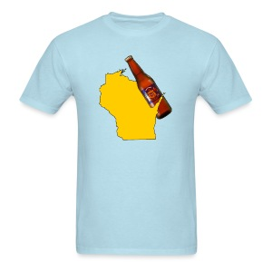 Brew State - Men's T-Shirt