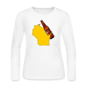 Brew State - Women's Long Sleeve Jersey T-Shirt