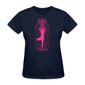 Tree Pose   - Women's T-Shirt
