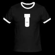 T-Shirts ~ Men's Ringer T-Shirt ~ Ian's Bomb ringer tee