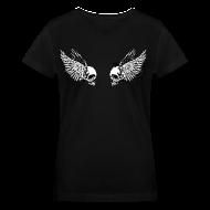 T-Shirts ~ Women's V-Neck T-Shirt ~ Article 7024499