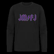 Long Sleeve Shirts ~ Men's Long Sleeve T-Shirt by Next Level ~ JMFJ - AA Long Sleeve