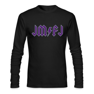 JMFJ - AA Long Sleeve - Men's Long Sleeve T-Shirt by Next Level