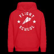 Hoodies ~ Men's Hoodie ~ Flight School