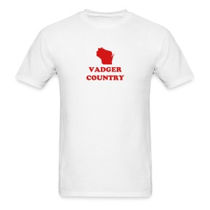 Vadger country - Men's T-Shirt