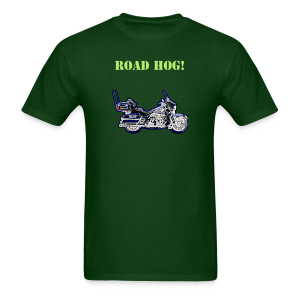 Men's T Front Road Hog Neon Custom - Men's T-Shirt
