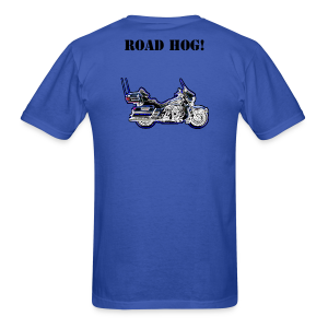 Men's T Back Road Hog Neon Custom - Men's T-Shirt