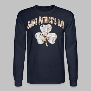 Saint Patrick's Day - Men's Long Sleeve T-Shirt
