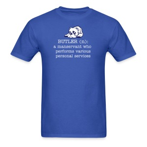 Butler defined - Men's T-Shirt