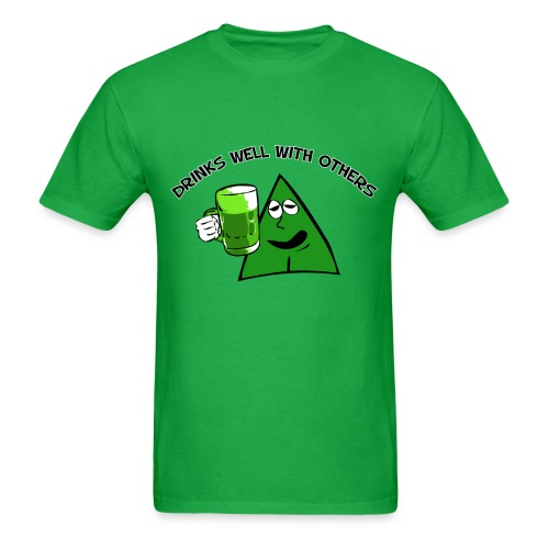Mr. life of the Party Himself, Fred Boozer - Men's T-Shirt