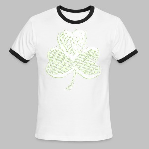 Old Shamrock Style - Men's Ringer T-Shirt