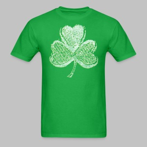 Old Shamrock Style - Men's T-Shirt